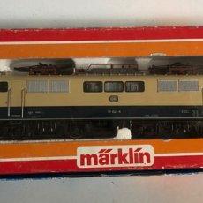 Trenes Escala: MARKLIN LOCOMOTORA ELÉCTRICA, REFERENCIA 3042 ESCALA HO. Lote 169508980