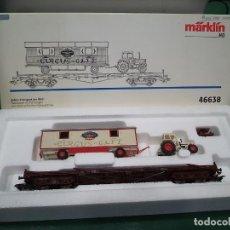 Trenes Escala: VAGON TRANSPORTE DE CIRCO REF. 46638. Lote 170962524