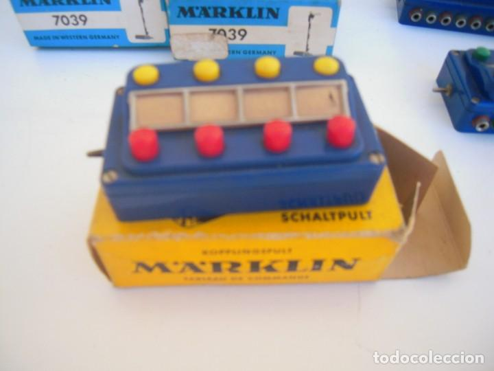 Trenes Escala: lote accesorios marklin varias ref - Foto 10 - 171624020