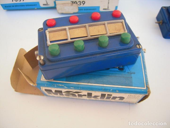 Trenes Escala: lote accesorios marklin varias ref - Foto 11 - 171624020