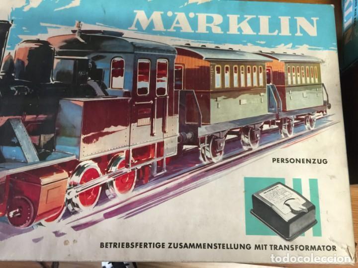 Trenes Escala: LOTE MARKLIN - Foto 4 - 172067760