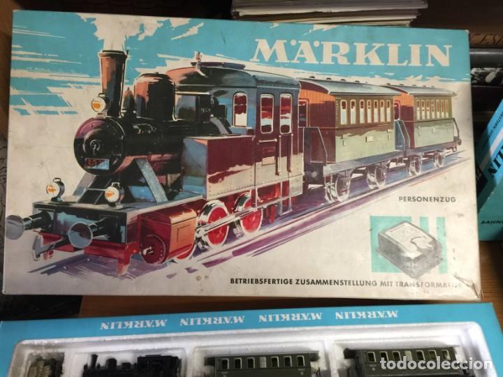 Trenes Escala: LOTE MARKLIN - Foto 6 - 172067760