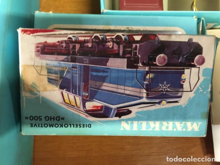 Trenes Escala: LOTE MARKLIN - Foto 10 - 172067760