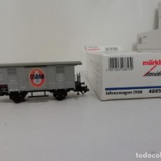 Trenes Escala: MARKLIN H0 48853 INSIDER VAGÓN ANUAL OSRAN 1998 NUEVO OVP. Lote 175020348