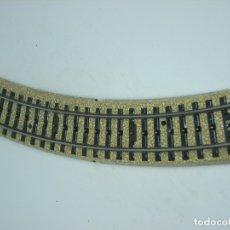 Trenes Escala: VIA HO MÄRKLIN 5100 CURVADO. Lote 175066402