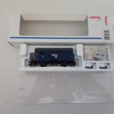 Trenes Escala: MARKLIN H0 48752 VAGÓN MAGAZINE 1997 NUEVO OVP. Lote 175071575