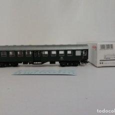 Trenes Escala: MARKLIN H0 4132 VAGÓN DE PASAJEROS DE 2ª CLASE DB ALEMÁN NUEVO OVP. Lote 175071875