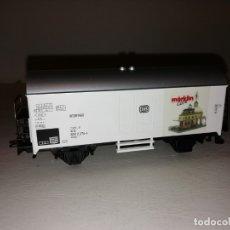 Trenes Escala: MÄRKLIN H0 4415 VAGÓN REFRIGERADOR NUEVO OVP. Lote 175072539