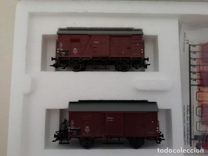 Trenes Escala: Märklin 48791 MHI Set 2 Vagones H0 Nuevo OVP - Foto 2 - 175072912