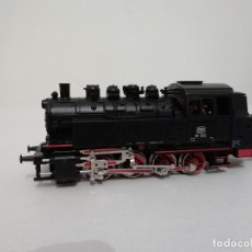 Trenes Escala: MARKLIN H0 BR 81 002 DB LOCOMOTORA DE VAPOR DIGITAL DELTA EP III NUEVO NEW OVP. Lote 175122938