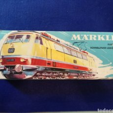 Trenes Escala: LOCOMOTORA MARKLIN E03. REF. 3053. FUNCIONA. Lote 175969352