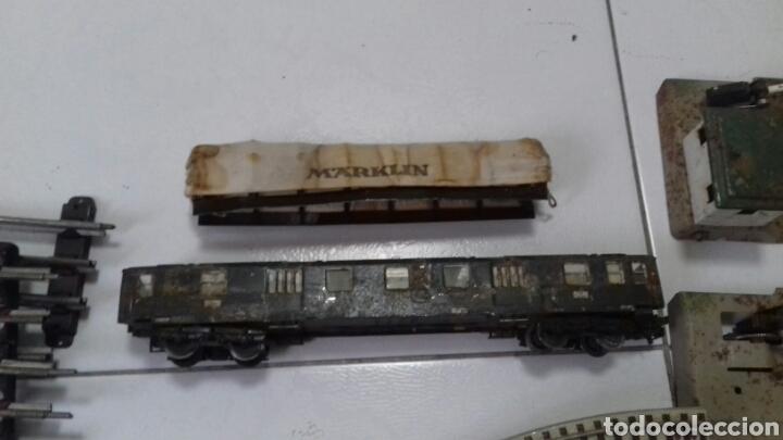 Trenes Escala: Lote Tren Marklin - Foto 5 - 176004773