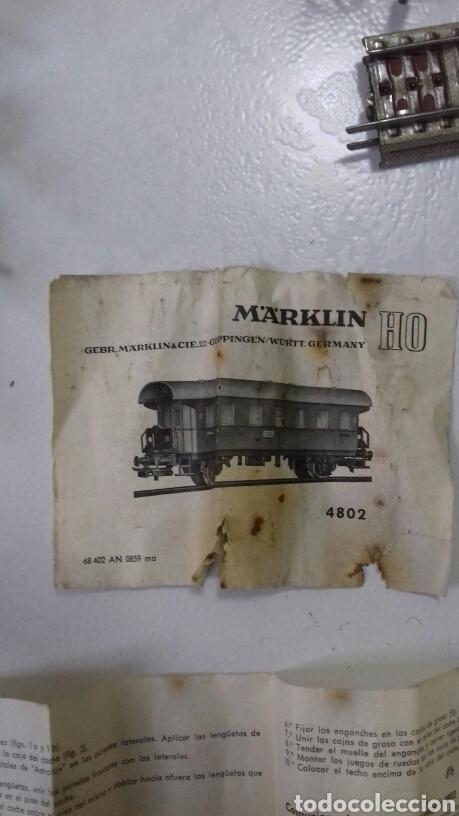 Trenes Escala: Lote Tren Marklin - Foto 6 - 176004773
