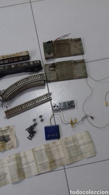 Trenes Escala: Lote Tren Marklin - Foto 8 - 176004773