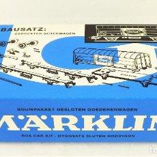 Trenes Escala: MARKLIN 48159 VAGÓN FORD (INSIDER). Lote 176015920