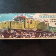 Trenes Escala: LOCOMOTORA MARKLIN E94. REF.3022. FUNCIONA. Lote 176322274