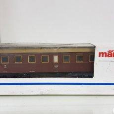 Treni in Scala: MARKLIN 4211 ALTERNA KLASE 3 ESCALA H0 ALTERNA DE 19CMS. Lote 177280593