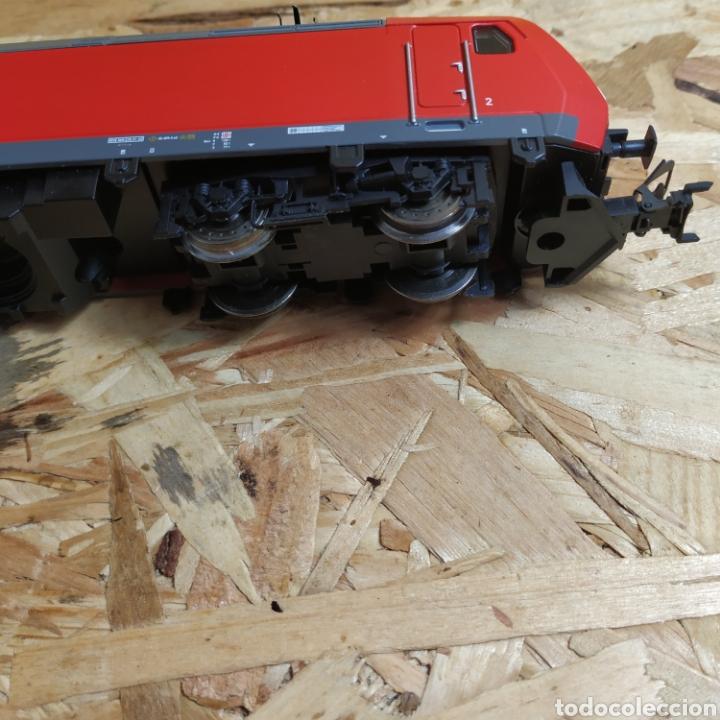 Trenes Escala: Marklin 36850 locomotora eléctrica de la DB dijital - Foto 5 - 177296192