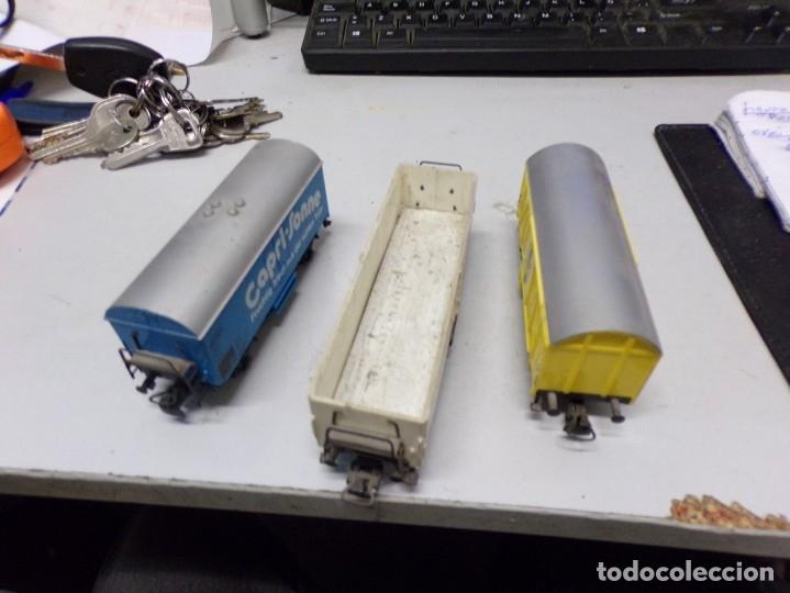Trenes Escala: lote 3 vagon marklin - Foto 2 - 177545850