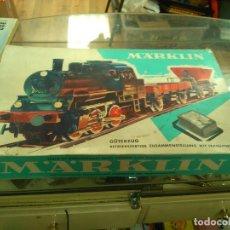Trenes Escala: CONJUNTO MÄRKLIN 2961 H0. Lote 178021023