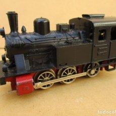 Trenes Escala: MARKLIN LOCOMOTORA VAPOR CORRIENTE ALTERNA. Lote 179088646