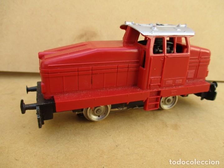 Marklin Hamo locomotora diesel dgh 500 gama baja inversor manual mejor ver fotos y descripcio segunda mano