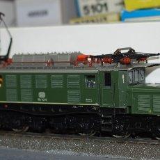 Trenes Escala: MARKLIN H0 LOCOMOTORA ELECTRICA BR 194 DE LA DB, NR. 194 112-9, REFERENCIA 3322.2. Lote 166478024