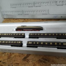 Trenes Escala: TREN COMPLETO MARKLIN H0 DIGITAL ÉPOCA II HENSCHEL WEGMSNN. Lote 180967018