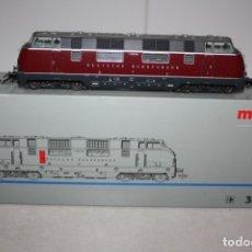 Comboios Escala: ANTIGUA A ESTRENAR LOCOMOTORA DIGITAL MARKLIN. Lote 182066111
