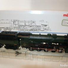 Trenes Escala: MÄRKLIN 34156 LOCOMOTORA VAPOR SERIE 26 SNCB, DELTA DIGITAL, SCALE H0, HO. Lote 182604281