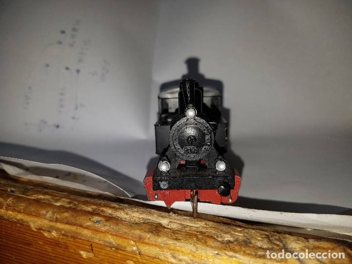 Trenes Escala: Marklin locomotora vapor 3029 de la db corriente alterna si funciona - Foto 3 - 182830225
