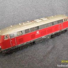 Trenes Escala: LOCOMOTORA DB MARKLIN DIGITALIZADA. Lote 183397693