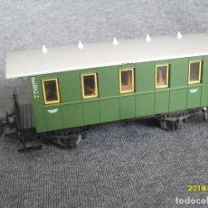 Trenes Escala: VAGON ALEMAN VIAJEROS CORTO ANTIGUO. Lote 183399091