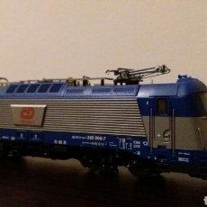Trenes Escala: MARKLIN H0 36203 LOCOMOTORA ELÉCTRICA CLASE 380 ŠKODA DIGITAL MFX SONIDO. Lote 183423768