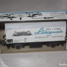 Trenes Escala: VAGÓN MARKLIN . AÑO 1980.. Lote 183700176