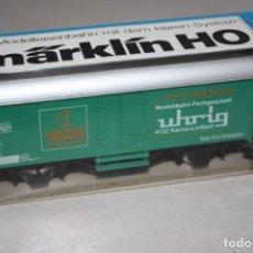 Trenes Escala: VAGÓN MARKLIN AÑOS 80.. Lote 183700447