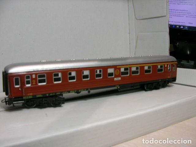 3 COCHES VIAJEROS (Juguetes - Trenes a Escala - Marklin H0)