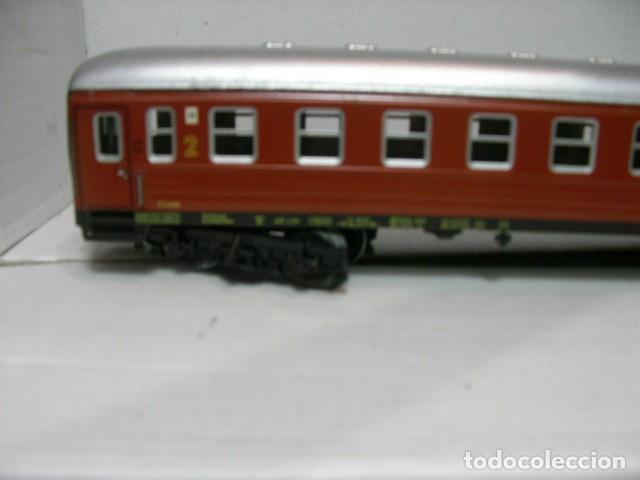 Trenes Escala: 3 COCHES VIAJEROS - Foto 4 - 183848441