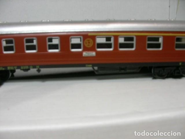 Trenes Escala: 3 COCHES VIAJEROS - Foto 5 - 183848441