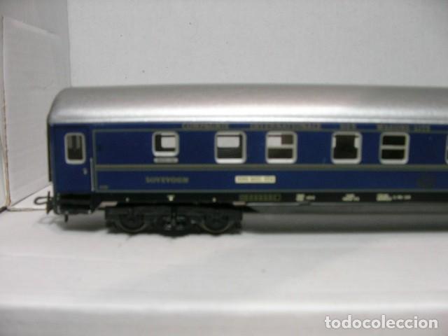 Trenes Escala: 3 COCHES VIAJEROS - Foto 13 - 183848441