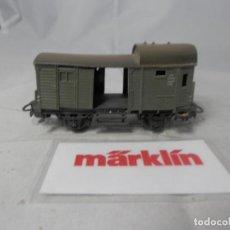 Trenes Escala: VAGÓN FURGON ESCALA HO DE MARKLIN . Lote 184404041