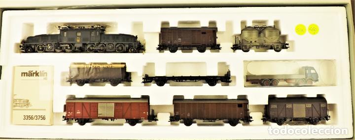 MARKLIN 26730 SET CONJUNTO COCODRILO DIGITAL (Juguetes - Trenes a Escala - Marklin H0)