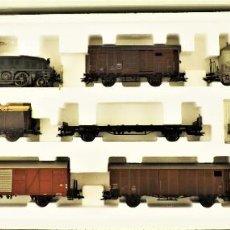 Trenes Escala: MARKLIN 26730 SET CONJUNTO COCODRILO DIGITAL. Lote 185771887