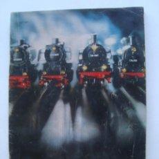 Trenes Escala: CATÁLOGO MÄRKLIN 1977 SP (ALEMANIA). 108 PÁG. EN ESPAÑOL. H0 MINI-CLUB SPRINT METALL ETC. HO. Lote 186289892
