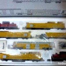 Trenes Escala: MARKLIN Rª 26510 - TREN DE EMERGENCIA EN TUNEL- ESTADO, PERFECTO MFX CON SONIDO. Lote 187151727