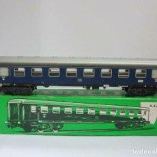 Trenes Escala: MÄRKLIN H0 - VAGÓN DE TREN D - NO. 4027 - EN OVP 9D4325. Lote 188607595