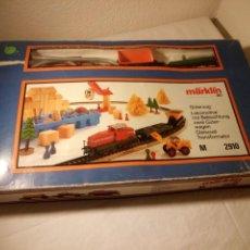 Comboios Escala: TREN H0 M 2910 MARKLIN,1986,COMPLETO. Lote 189587581