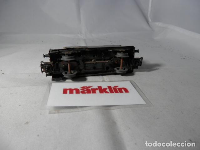 Trenes Escala: VAGÓN CISTERNA ESCALA HO DE MARKLIN - Foto 5 - 190603341