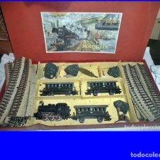 Trenes Escala: TREN MARCA MARKLIN EN SU CAJA ORIGINAL. ESCALA H0,1:87. Lote 190719170