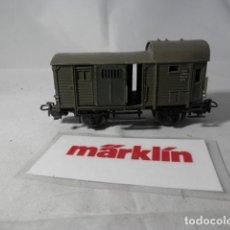 Trenes Escala: VAGÓN FURGON ESCALA HO DE MARKLIN . Lote 190849268